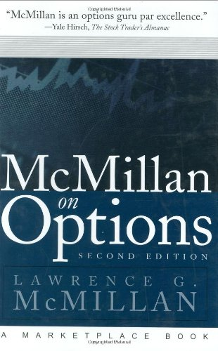 McMillan on Options  2nd 2004 (Revised) edition cover