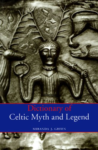 Dictionary of Celtic Myth and Legend   1997 edition cover