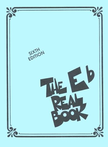 Real Book  6th edition cover