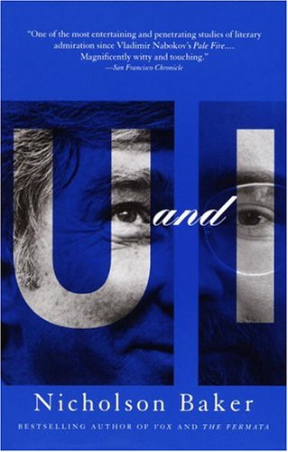 U and I A True Story N/A edition cover