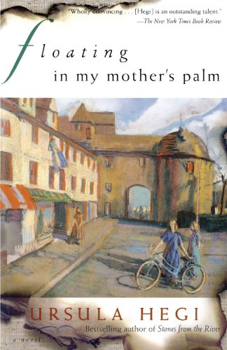 Floating in My Mother's Palm   1998 edition cover