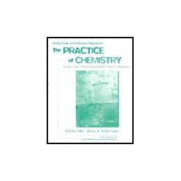 Practice of Chemistry  Student Manual, Study Guide, etc. edition cover