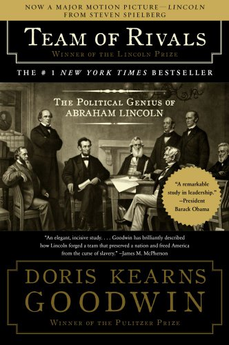 Team of Rivals The Political Genius of Abraham Lincoln  2006 edition cover
