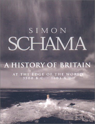 History of Britain At the Edge of the World? 3000 BC-AD 1603  2000 9780786866755 Front Cover
