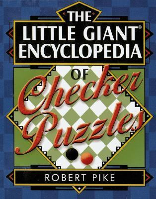 Little Giant Encyclopedia of Checker Puzzles   2001 edition cover