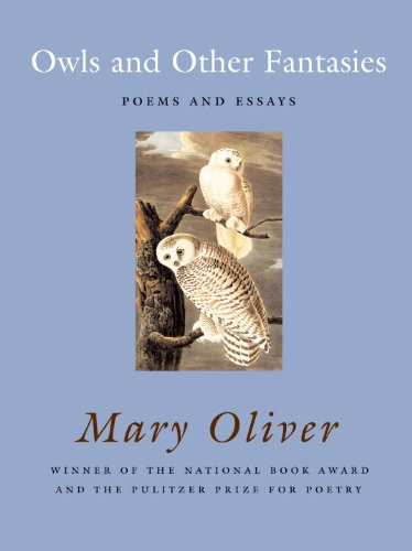 Owls and Other Fantasies Poems and Essays  2006 9780807068755 Front Cover