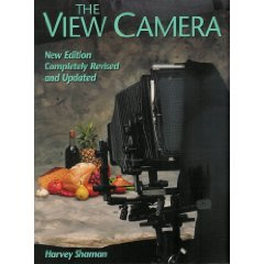 View Camera  2nd 1991 (Revised) edition cover