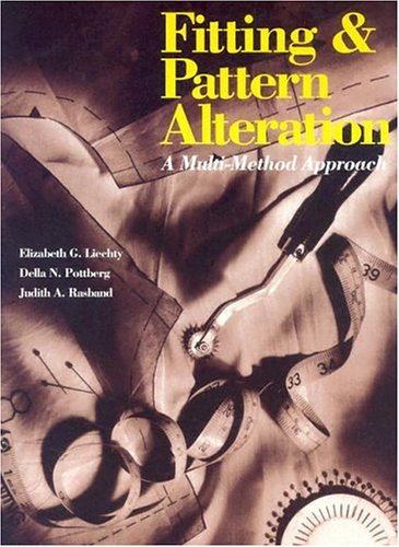 Fitting and Pattern Alteration A Multi-Method Approach  1992 edition cover