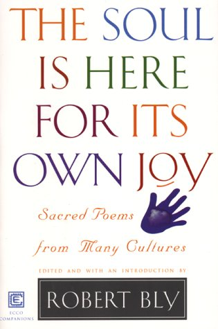 Soul Is Here for It's Own Joy  Reprint  edition cover