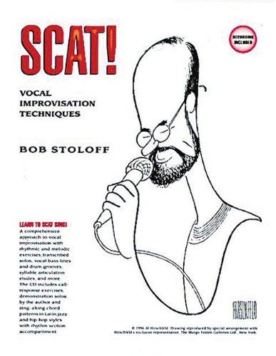 Scat! Vocal Improvisation Techniques  1996 edition cover