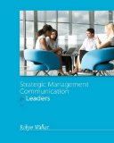 Strategic Management Communication for Leaders  3rd 2015 edition cover