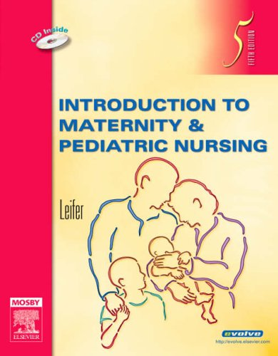 Introduction to Maternity and Pediatric Nursing  5th 2006 (Revised) edition cover