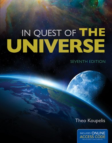 In Quest of the Universe: 7th 2012 edition cover