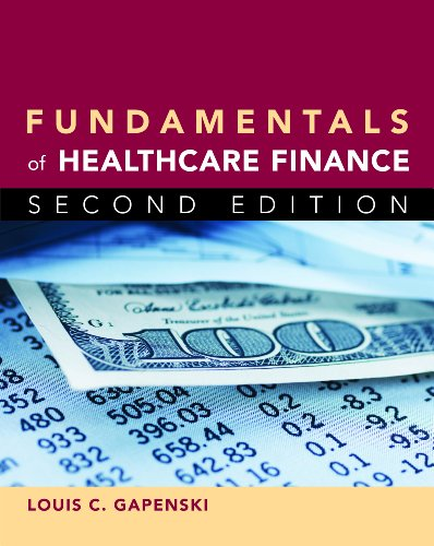 Fundamentals of Healthcare Finance  2nd 2012 edition cover