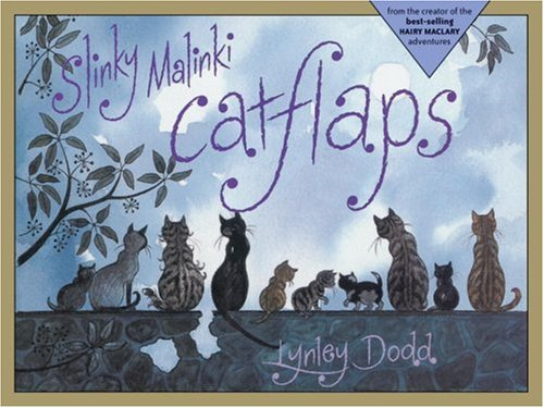 Slinky Malinki Catflaps   2005 edition cover