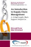 Introduction to Supply Chain Management A Global Supply Chain Support Perspective  2012 edition cover