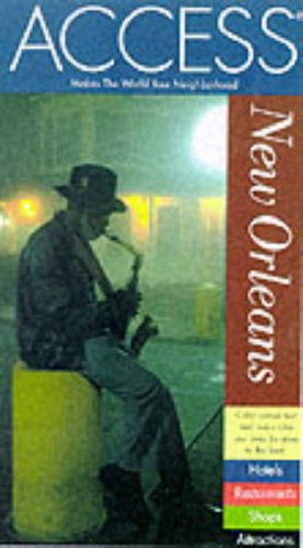 New Orleans  4th 1999 9780062772756 Front Cover
