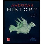 American History  15th 2015 edition cover