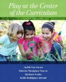 Play at the Center of the Curriculum  6th 2015 edition cover