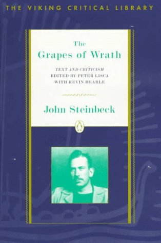 Grapes of Wrath  2nd 1972 (Revised) edition cover