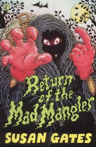 Return of the Mad Mangler N/A edition cover