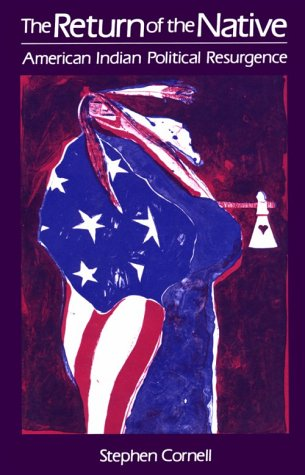Return of the Native American Indian Political Resurgence  1988 edition cover