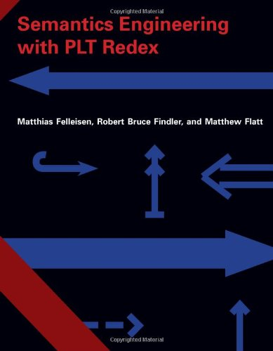 Semantics Engineering with PLT Redex   2009 9780262062756 Front Cover