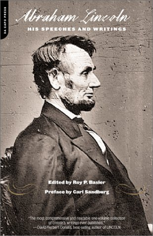 Abraham Lincoln His Speeches and Writings N/A edition cover