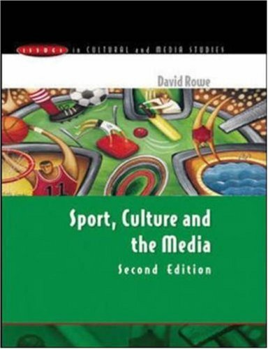 Sport, Culture and the Media  2nd 2003 (Revised) edition cover