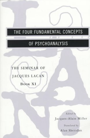 Four Fundamental Concepts of Psychoanalysis   1998 edition cover