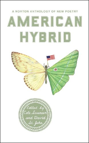 American Hybrid A Norton Anthology of New Poetry  2009 edition cover