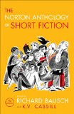 The Norton Anthology of Short Fiction:   2015 edition cover