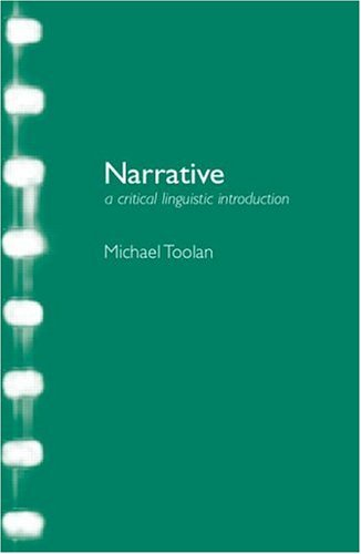 Narrative A Critical Linguistic Introduction 2nd 2001 (Revised) 9780415231756 Front Cover