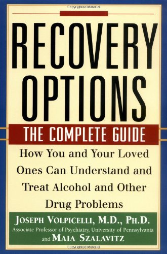 Recovery Options The Complete Guide  2000 edition cover