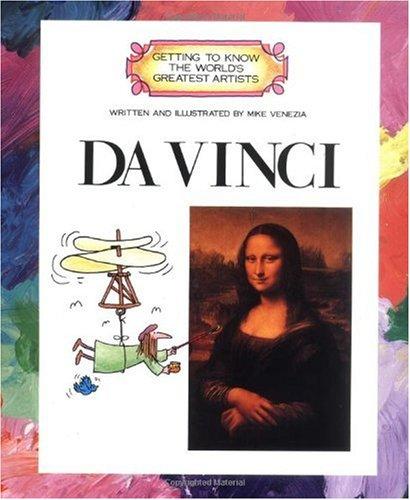 Da Vinci   1995 edition cover