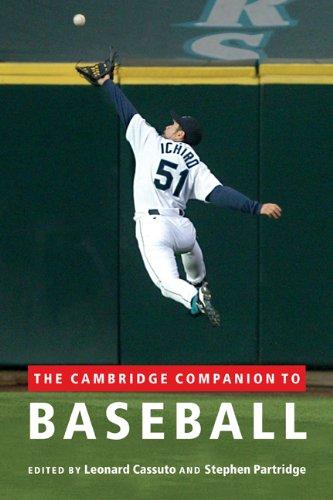 Cambridge Companion to Baseball   2011 9780521145756 Front Cover