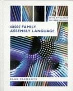 68000 Family Assembly Language Programming  1st 1994 9780534932756 Front Cover