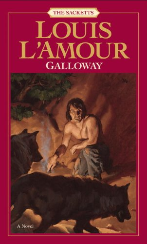 Galloway The Sacketts N/A 9780553276756 Front Cover