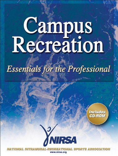 Campus Recreation Essentials for the Professional  2008 edition cover