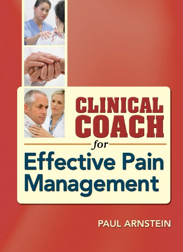 Clinical Coach for Effective Pain Management   2010 edition cover