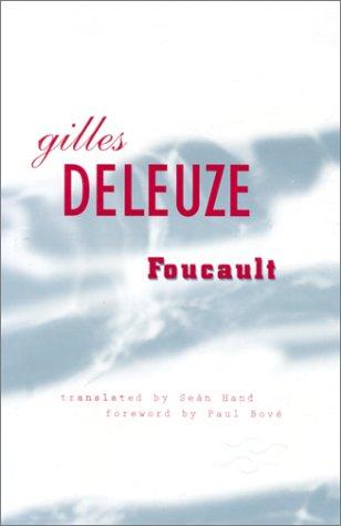 Foucault  N/A edition cover