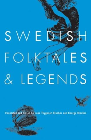 Swedish Folktales and Legends   2004 edition cover