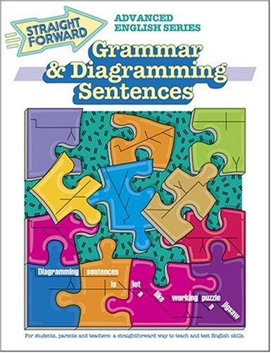 Grammar and Diagramming Sentences   1991 (Revised) edition cover