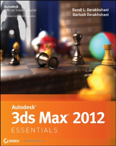 Autodesk 3ds Max 2012 Essentials   2011 9781118016756 Front Cover