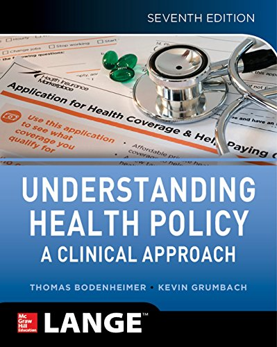 Understanding Health Policy  7th 2016 9781259584756 Front Cover