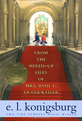 From the Mixed-Up Files of Mrs. Basil E. Frankweiler   2007 9781416949756 Front Cover