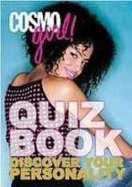 Cosmogirl! Quiz Book: Discover Your Personality  2007 edition cover