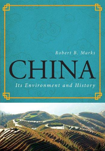 China Its Environment and History  2012 edition cover