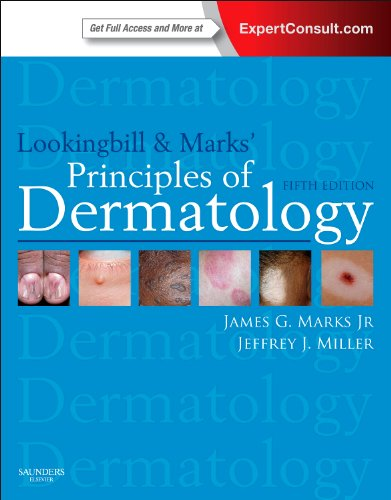 Lookingbill and Marks' Principles of Dermatology Expert Consult Online and Print 5th 2013 edition cover