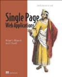 Single Page Web Applications JavaScript End-to-End  2013 edition cover